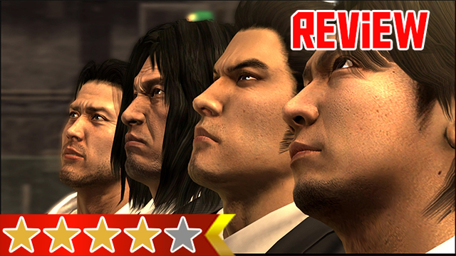 yakuza 4 ps4 review
