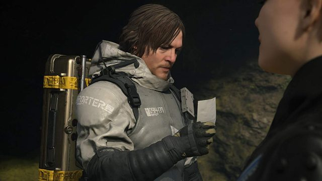 Death Stranding Update 1.07 _ Full patch notes