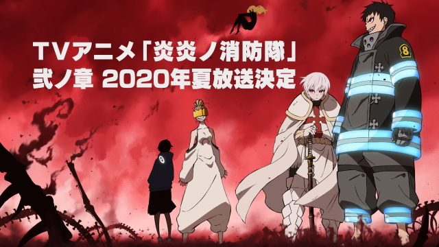 Fire Force episode 25