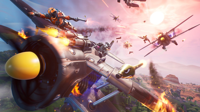 Fortnite 2.50 Update Patch Notes