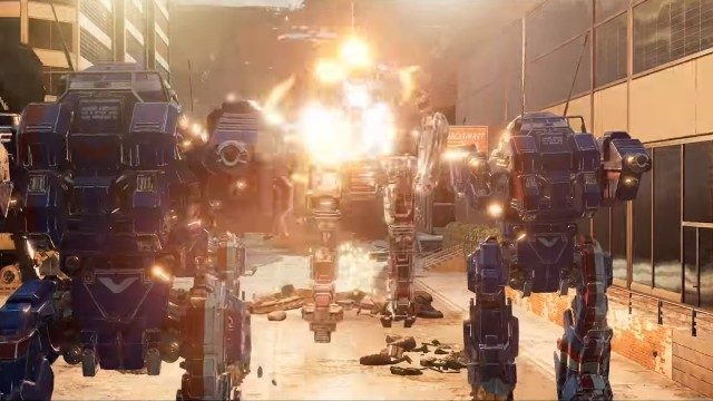 MechWarrior 5 review two against 1