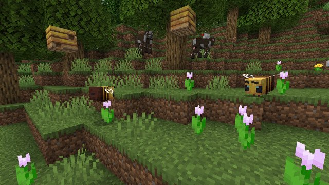 Minecraft 1 15 Update Patch Notes Buzzy Bees Gamerevolution