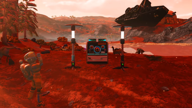 No Man's Sky update adds audio creation tools so you can make stellar beats