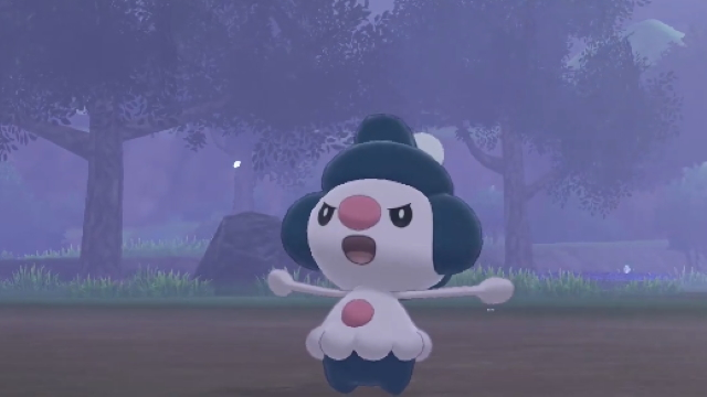 Pokemon Sword and Shield Mime Jr