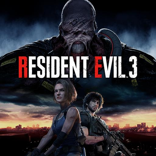 Box art - Resident Evil 3 remake