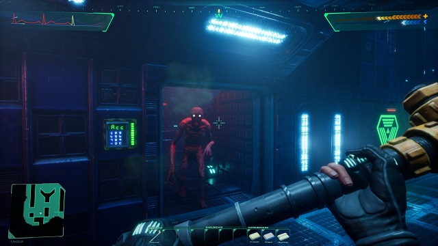 System Shock demo remake The Game Festival