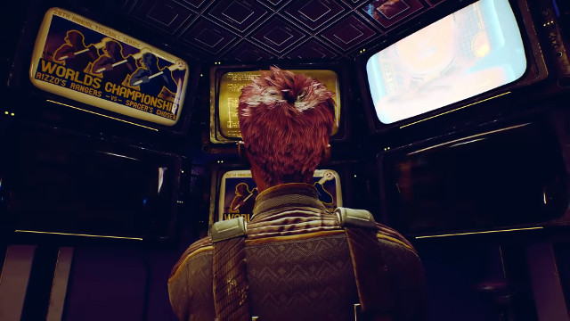 The Outer Worlds companion death bug screens