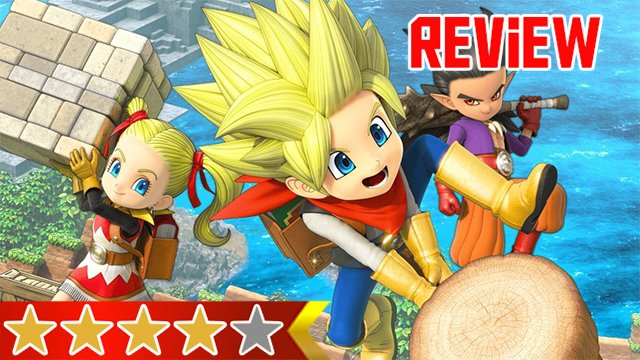 dragon quest builders 2 pc review