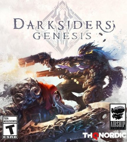 Box art - Darksiders Genesis