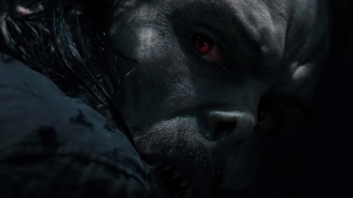 Morbius Trailer Spider-Man 4 Easter Egg