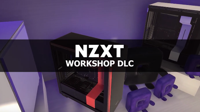 PC Building Simulator NZXT DLC