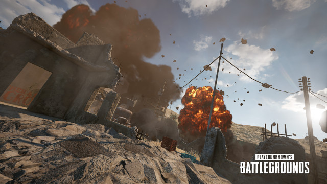 PUBG 6.1 Update Patch Notes