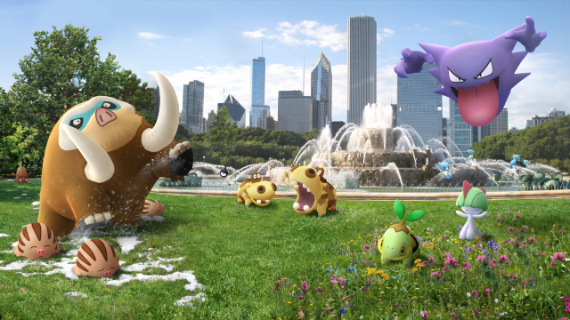 Pokemon Go 2019 sales mark best year yet, earning almost $900 million