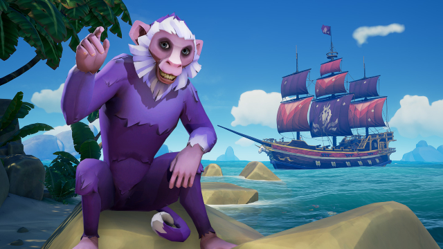 Sea of Thieves player count reaches 10 million over game's lifetime