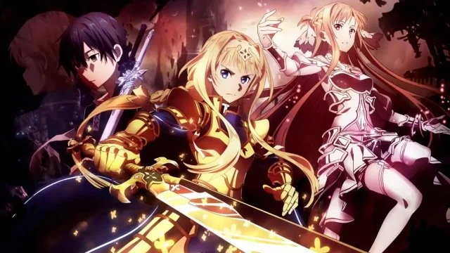 Image result for sword art online alicization""