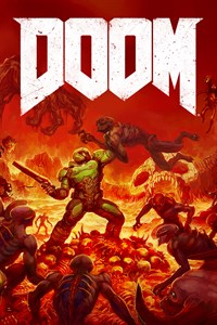 Box art - Doom (2016)