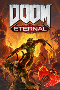 Box art - Doom Eternal