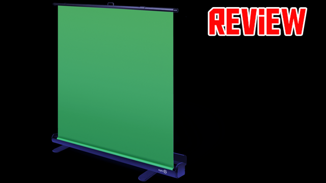 elgato green screen review