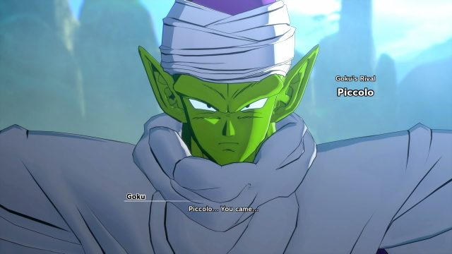 how to play as Piccolo in Dragon Ball Z Kakarot