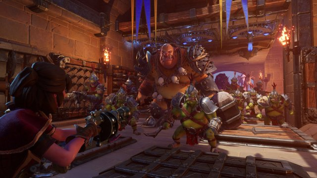 timed google stadia exclusives orcs must die