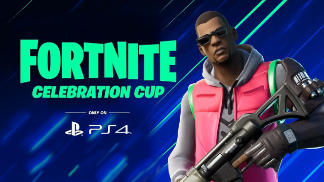 Fortnite Celebration Cup cover