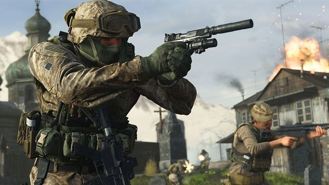 how to unblock someone in Call of Duty: Modern Warfare