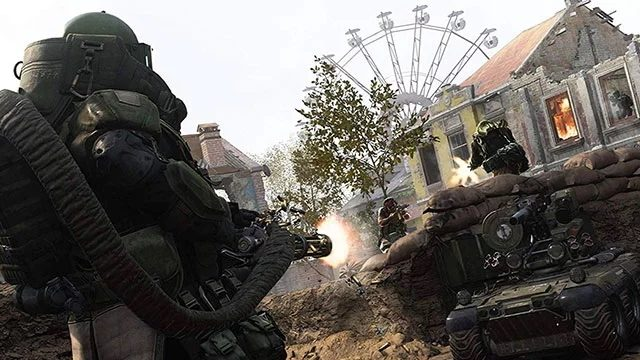 'Call Of Duty: Modern Warfare' Battle Royale Release Date Supposedly Leaked