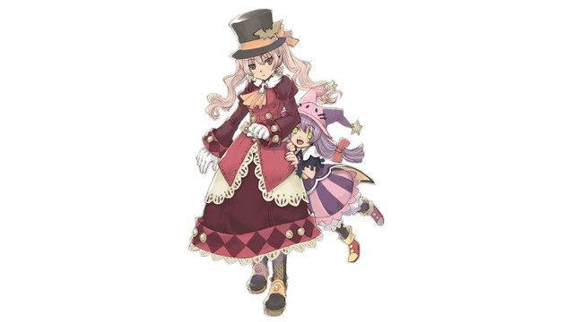 Rune Factory 4 Gifts Dolce