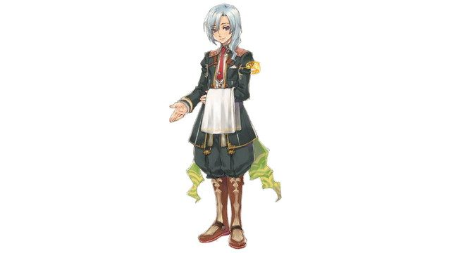 Rune Factory 4 Gifts Vishal