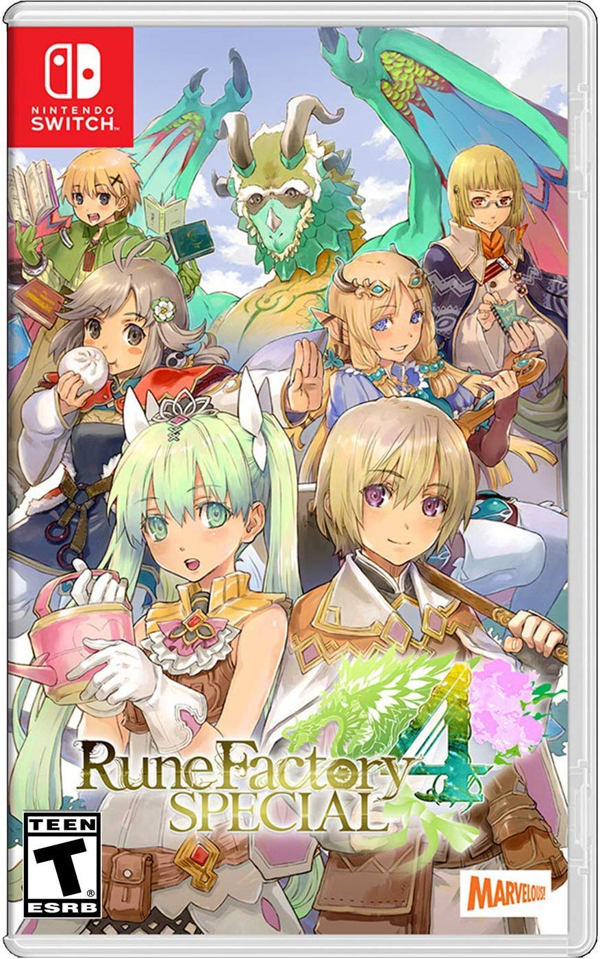 Box art - Rune Factory 4 Special Review | Old dogs don't always need new tricks
