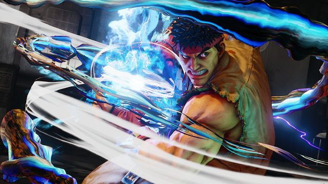 Street Fighter 5 free-to-play