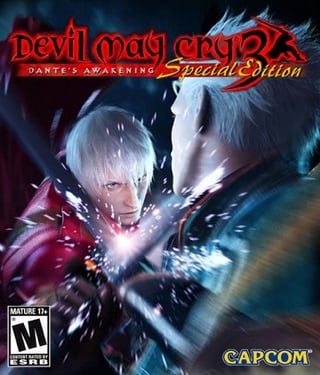 Box art - Devil May Cry 3 Switch Review | Sexy Switchin' Style!