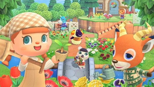 Animal Crossing: New Horizons Earth Day release date