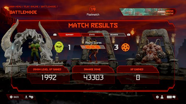 Doom Eternal 0 XP Earned | Why am I not getting experience?