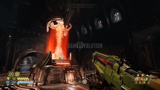 Doom Eternal Fortress of Doom Cheat Disk Unlock Disc