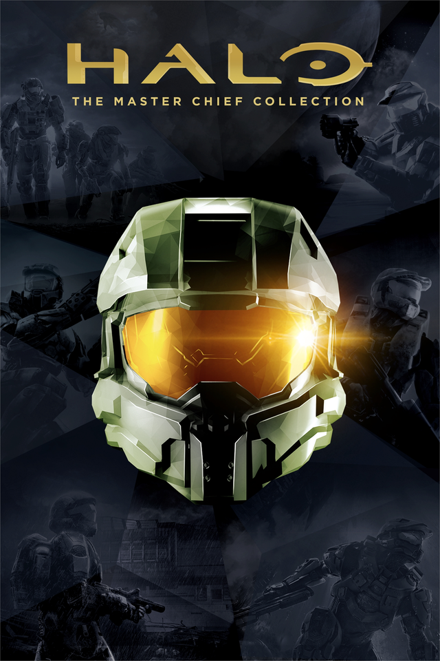 Box art - Halo: The Master Chief Collection
