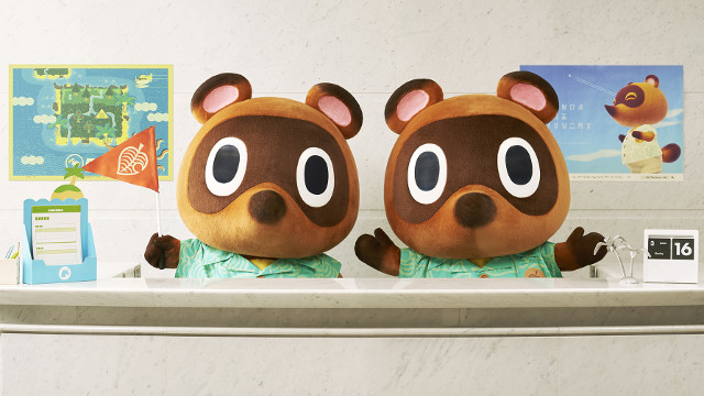 Will Animal Crossing Switch be in Stores Nook kids