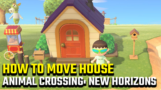 how to move house animal crossing new horizons