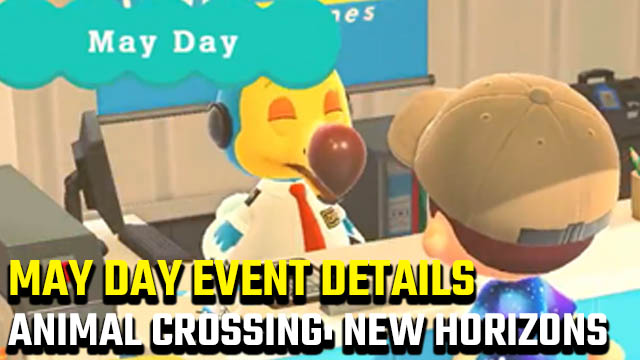 Animal Crossing: New Horizons May Day