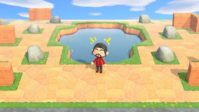 How to move rocks in Animal Crossing: New Horizons six rocks
