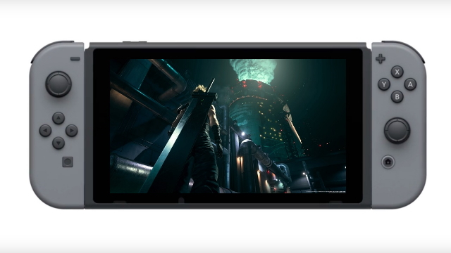 Final Fantasy 7 Remake Switch release date