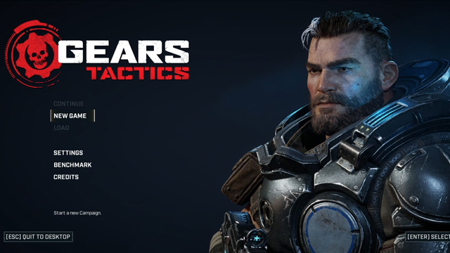 How many acts in Gears Tactics