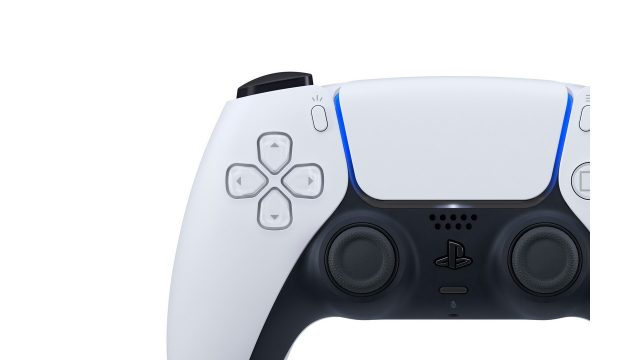 Sony PS5 Controller DualSense Front