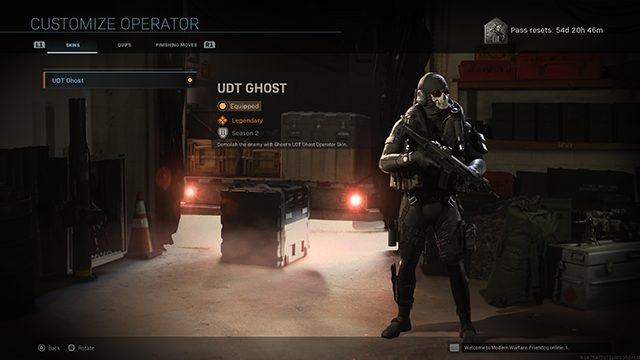 How To Get Ghost In Call Of Duty Modern Warfare Gamerevolution