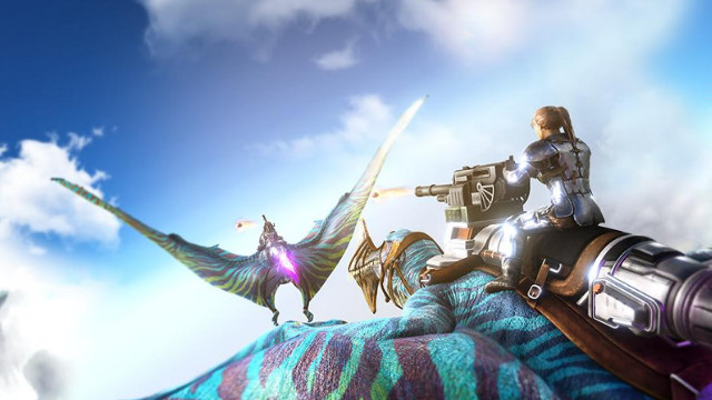 Ark: Survival Evolved next free Epic Games Store game
