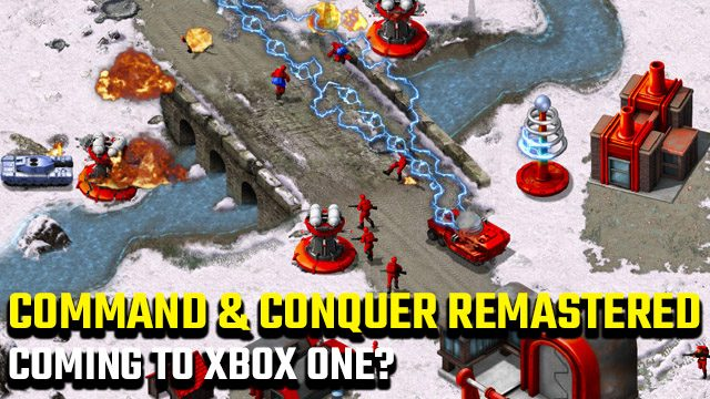 Command and Conquer Remastered Collection Xbox One