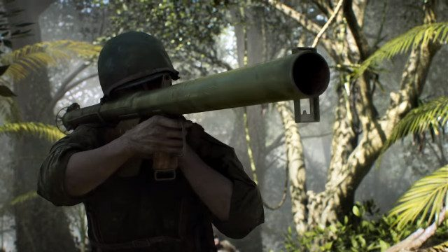 Battlefield 5 1.35 PS4 Update Patch Notes bazooka