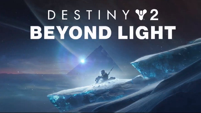 Destiny 2: Beyond Light pre-order cover
