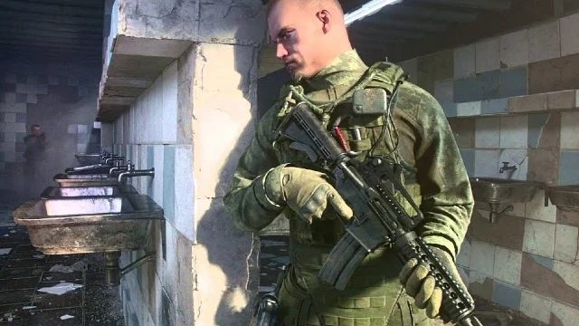 Escape from Tarkov stuck on leaving the game
