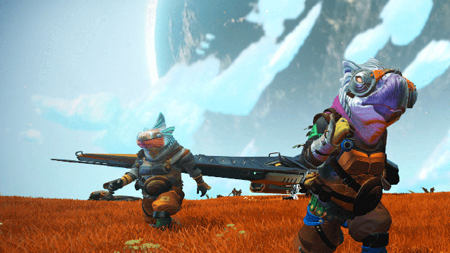 No Man's Sky 2.50 Update Patch Notes ship